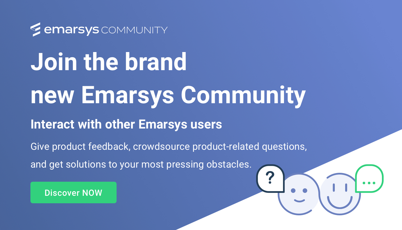 Emarsys Community